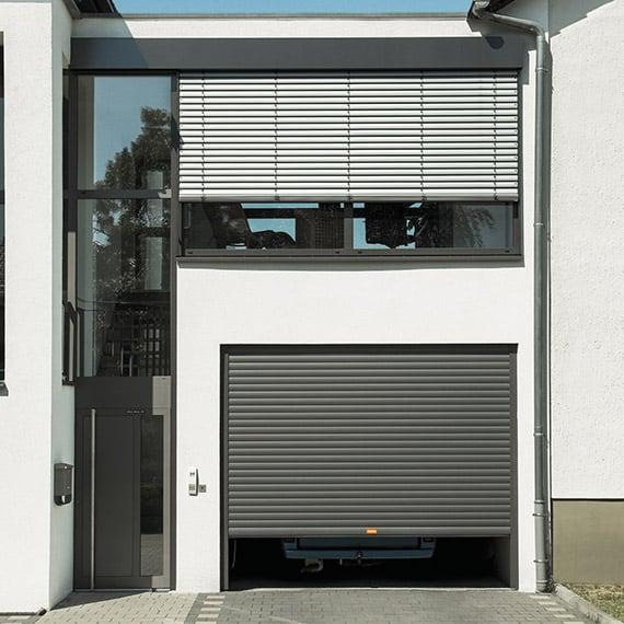 Porte Garage Enroulable