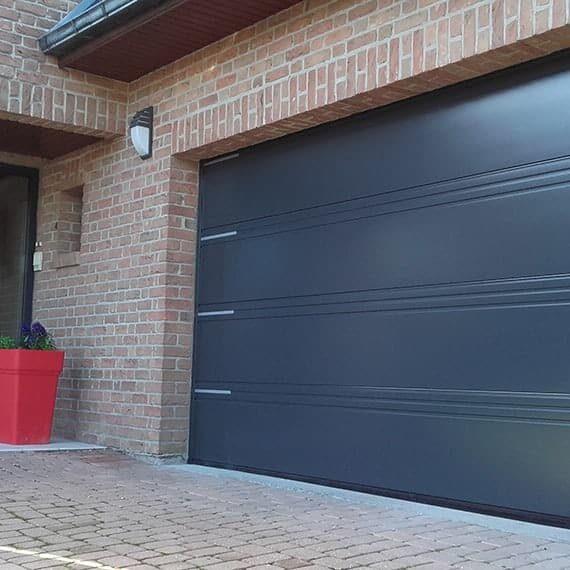 Porte Garage Sectionnelle